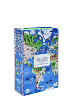 Load image into Gallery viewer, LONDJI Puzzle - Discover the World (200 pcs) - Observation