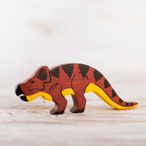 Wooden Protoceratops - Things They Love