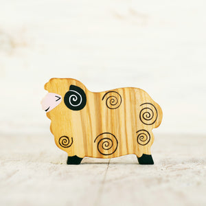 Wooden Sheep - Things They Love
