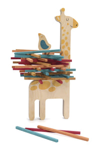 Matilda & Her Little Friend Stacking Game - (42 pcs) (ETA 1/22)