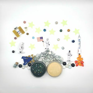 Space Dough Glitter Unscented