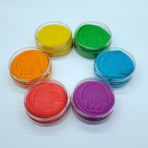 Gluten Free Rainbow Dough Unscented