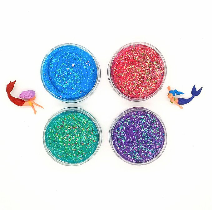 Mermaid Scented Dough Set