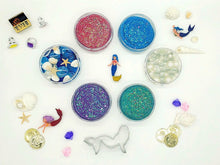 Load image into Gallery viewer, Mermaid Scented Dough Set