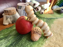 Load image into Gallery viewer, Wooden Caterpillar