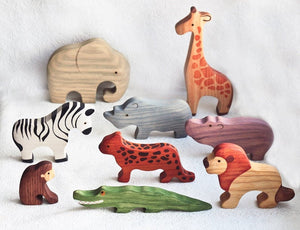 African Animal Set (9 pc)