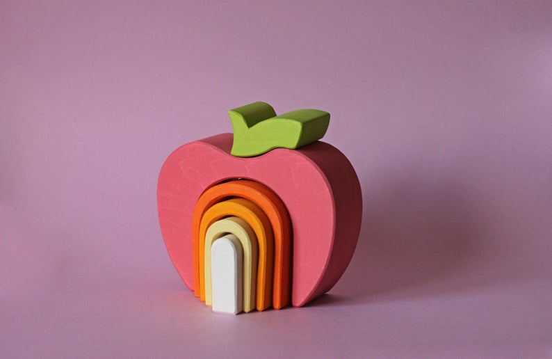 Apple Stacker - Things They Love