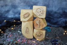 Load image into Gallery viewer, Space Play Dough Stamps - Things They Love