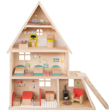 Load image into Gallery viewer, La Grande Famille - Dollhouse with Furniture
