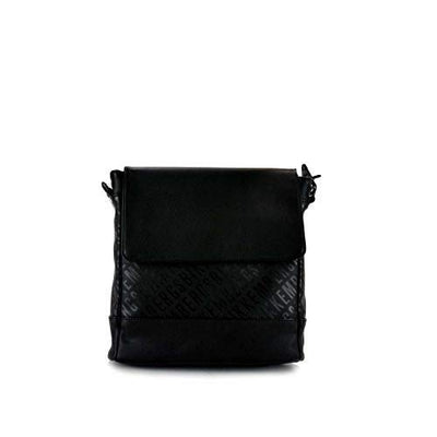 Bikkembergs Words Crossbody bag E91PME430012999 Nero