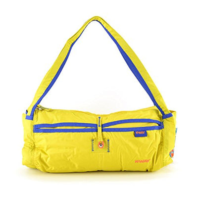 K-Way Borsa Baulotto GIALLO