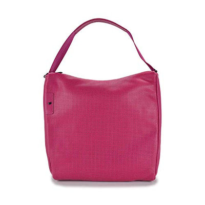 Mandarina Duck Manhattan Spring medium hobo/crossover P10UOT95 Very Berry