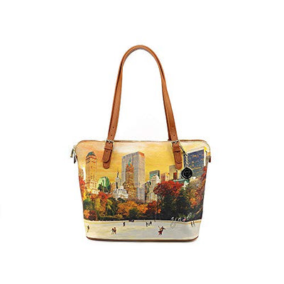 YNOT Borsa yes bag shopping media YES-377FO central park