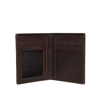 Gaudi MAN WALLET-SMALL VERTICAL+CREDIT CARD HOLDER - CV9E-67774 - linea ELLIOT