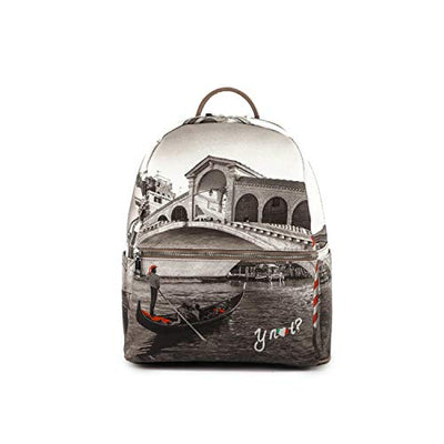 YNOT BACKPACK MEDIUM YES-381S0 VENICE BRIDGE