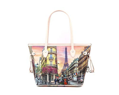 YNOT SHOPPING BAG SMALL YES-336S0 PARIS SPRING