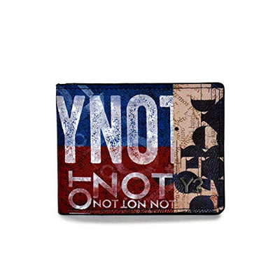 YNOT? WALLET MAN COLOR MIX UND-465F0