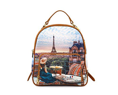 YNOT BACKPACK YES-386S0 PARIS SPRING