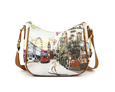 YNOT CROSSBODY BAG YES-432S0 LONDON PUB