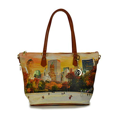 YNOT SHOPPING BAG YES-396F0 CENTRAL PARK
