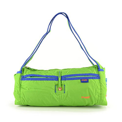 K-Way Borsa Baulotto VERDE