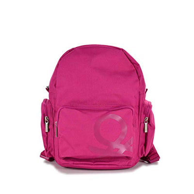 BENETTON BACKPACK FUXIA F48