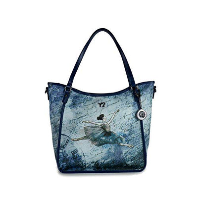 YNOT Shopping Bag Blue