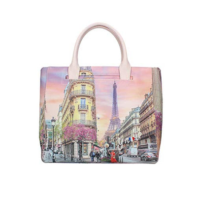 YNOT SHOPPING BAG YES-419S0 PARIS VIEW