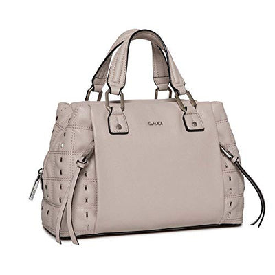Gaudi TOP HANDLE BAG - linea GINEVRA - CV9E-71122-SAND - cm.31x20x14
