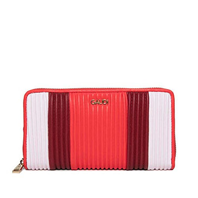 Gaudi LONG ZIP GRETA CV9E-71103-RED cm.20x11x2