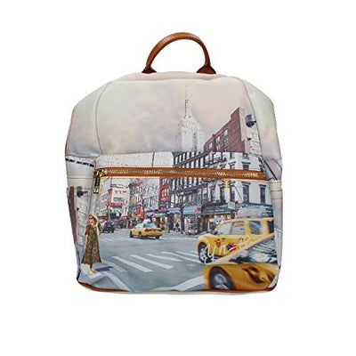 YNOT BACKPACK MEDIUM YES-381S0 NY TOWER