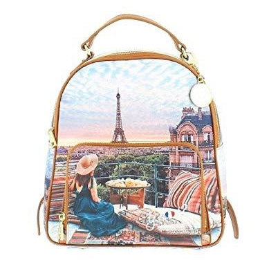 YNOT Zaino yes bag YES-386S0 paris view