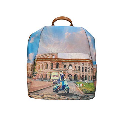 YNOT Zaino yes bag medio YES-381S0 rome vita