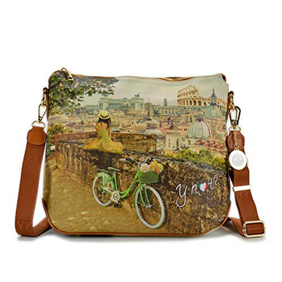 YNOT Crossbody Bag Medium L-391 Roman Holiday TU