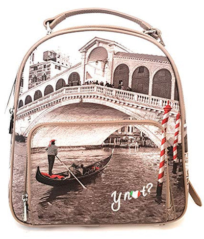 Ynot? Backpack Venice Bridge