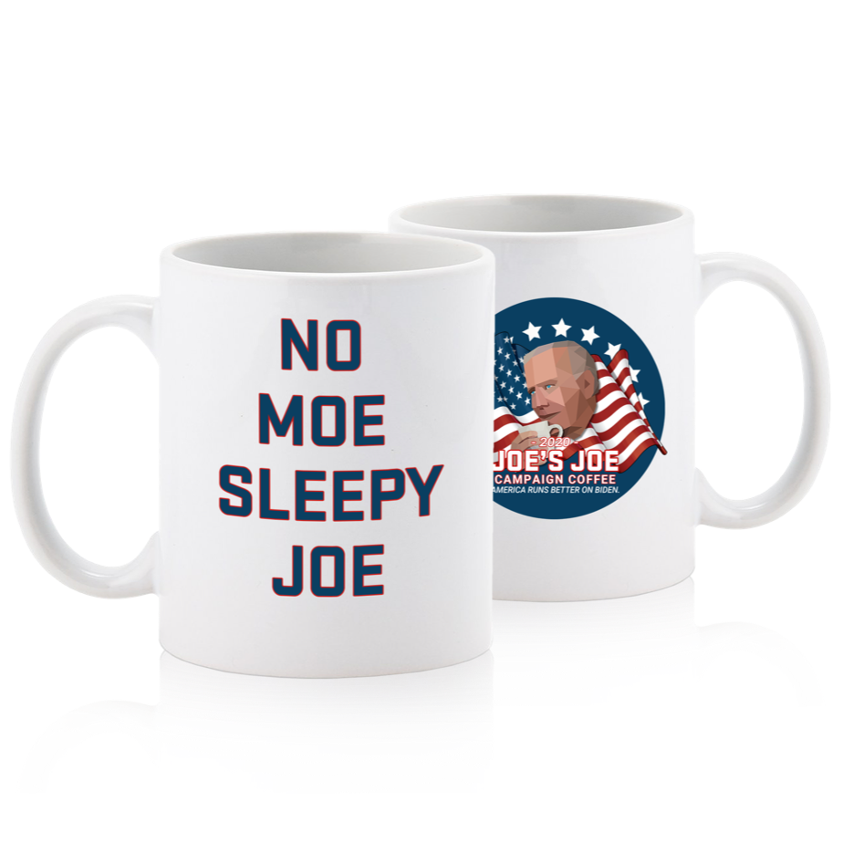 No Moe Sleepy Joe