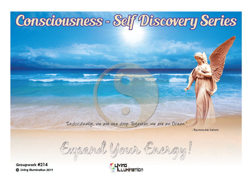 214: Consciousness - Self Discovery Series