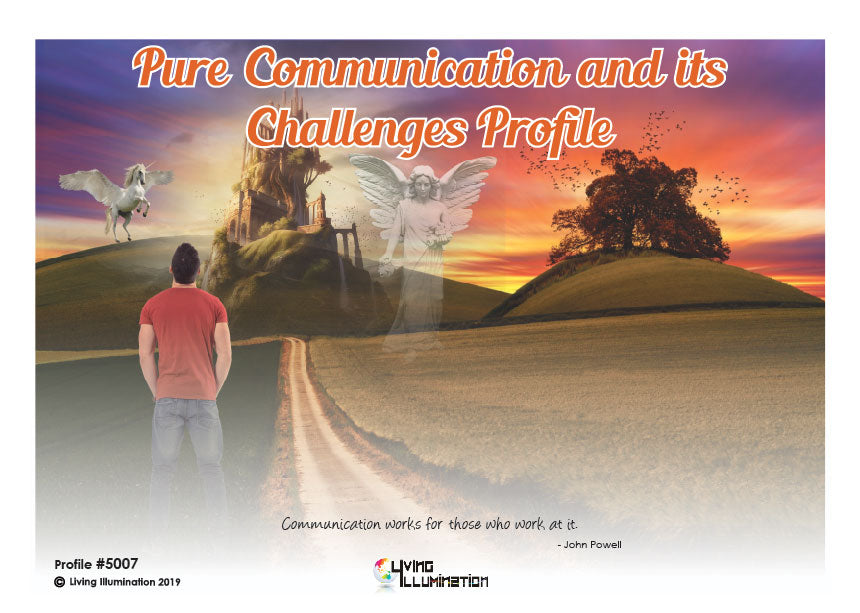 Pure Communication & its Challenges Profile