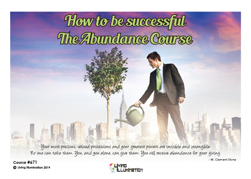 671: How to be Successful: The Abundance Course