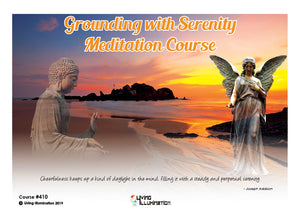 Grounding With Serenity Meditation