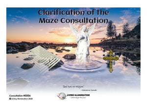 Clarification of the Maze Consultation (#5006)