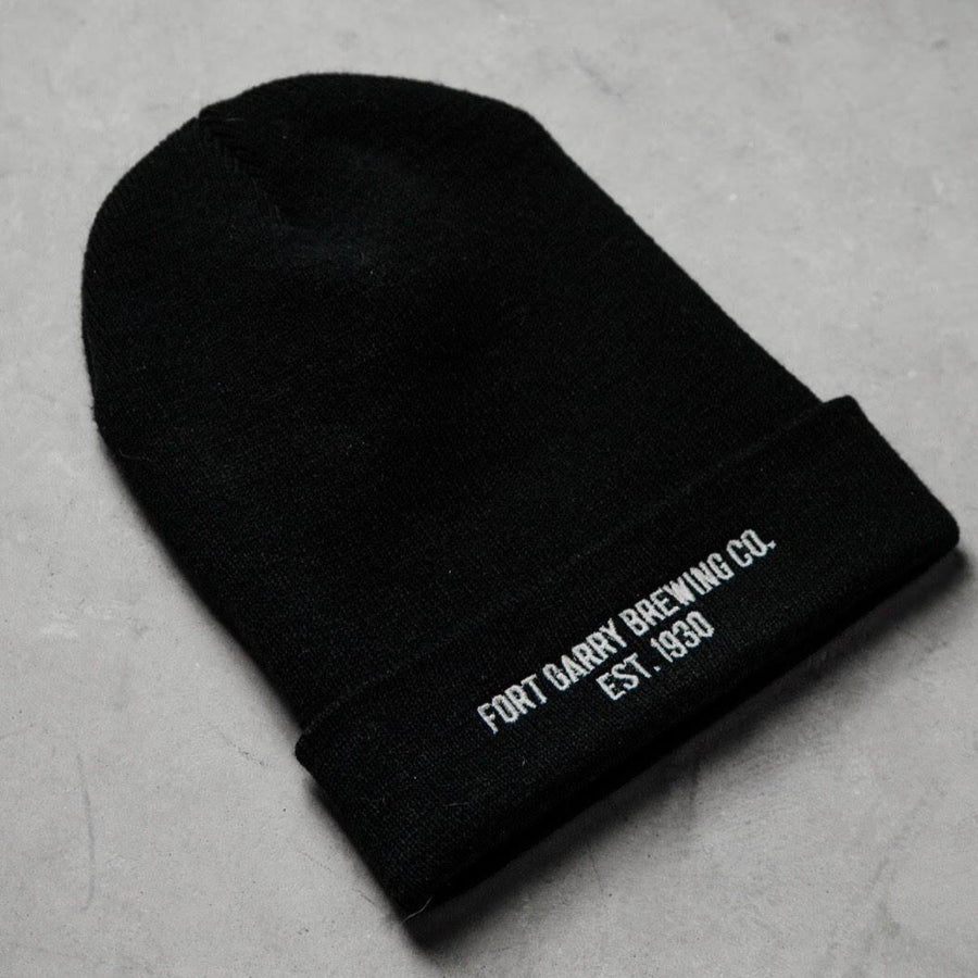 Black FGB Toque