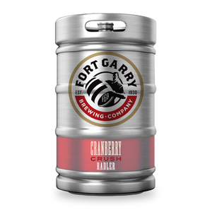 Cranberry Crush Radler Keg