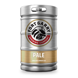 Fort Garry Pale Ale Keg