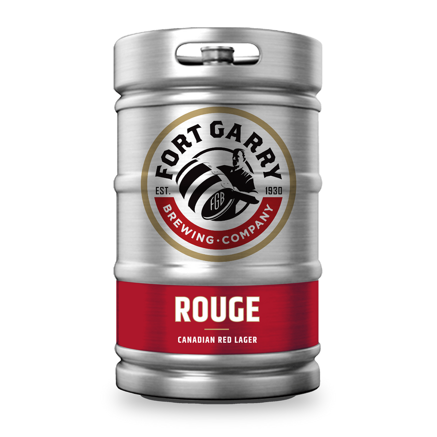 Fort Garry Rouge Keg