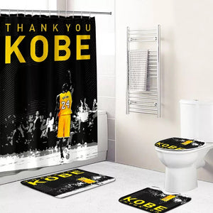 Thank You Kobe Bathroom Set