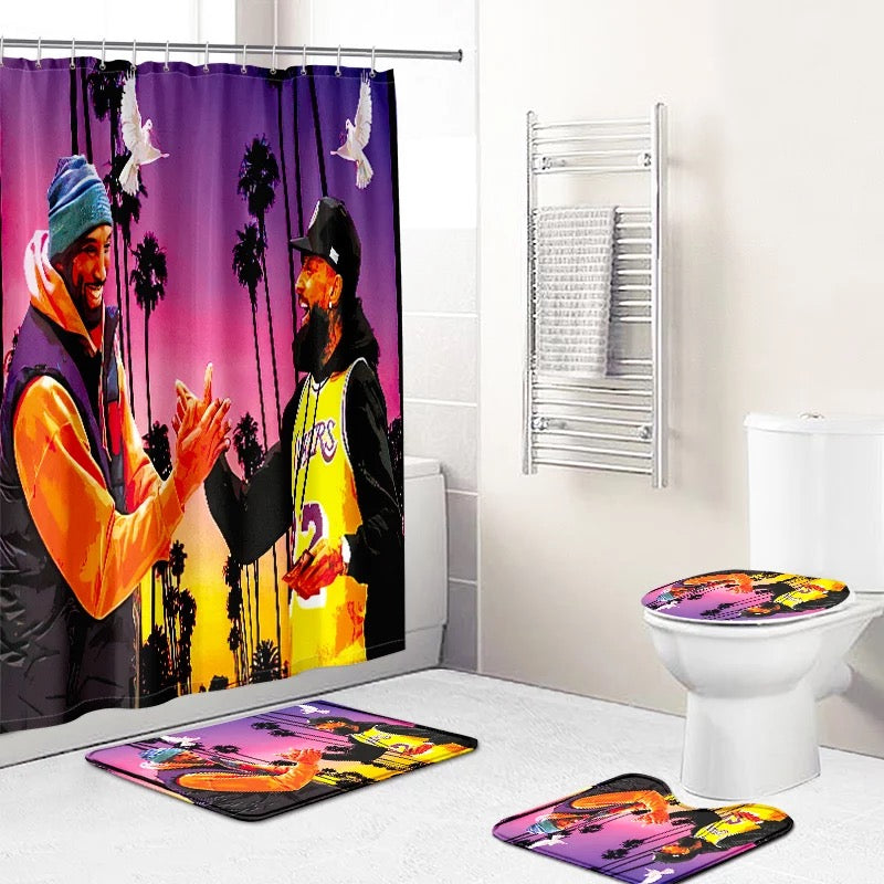 Kobe & Nipsey Bathroom Set