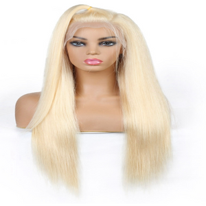 613 Straight Lace Front Human Hair Wigs