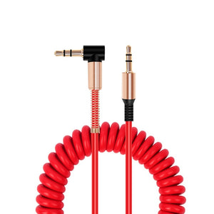 Aux Cable 3.5mm Audio Cable 3.5mm Jack Speaker Cable Male to Male Car Aux Cord for JBL Headphone iphone Samsung AUX Cord