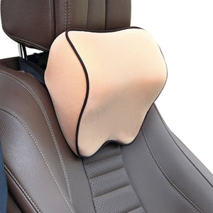 Car Neck Headrest Pillow Cushion Auto Seat Head Support Protector Automobiles Seat Rest Memory Cotton Under The Neck In The Car